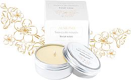 Kup Świeca do masażu Kwiat wiśni - Almond Cosmetics Cherry Blossom Massage Candle