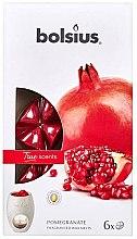 Kup Płatki zapachowe do kominka Granat - Bolsius True Scents Pomegranate