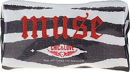 Chic&Love Muse - Zestaw (edt 100 ml + bag) — фото N3