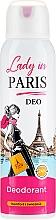 Kup Perfumowany dezodorant w sprayu - Lady In Paris Deodorant