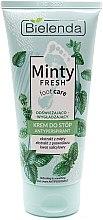 Kup Odświeżająco-wygładzający krem-antyperspirant do stóp - Bielenda Minty Fresh Foot Care