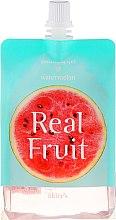 Kup Nawilżająco-łagodzący żel kojący do ciała Arbuz - Skin79 Real Fruit Watermelon Soothing Gel