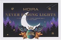 Kup Paleta cieni do powiek - Moira Never Ending Lights Shadow Palette