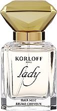 Kup Korloff Paris Lady - Mgiełka do włosów