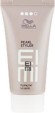 Kup Mocno utrwalający żel o perłowym połysku - Wella Professionals EIMI Pearl Styler