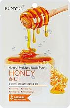 Kup Maska na tkaninie do twarzy z ekstraktem z miodu - Eunyul Natural Moisture Mask Pack Honey