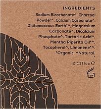 Naturalny proszek do zębów - Georganics Activated Charcoal Natural Toothpowder — фото N3