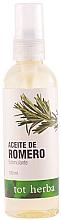 Kup Masło do ciała Rozmaryn - Tot Herba Body Oil Rosemary