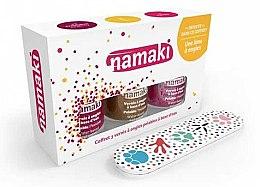 Kup Zestaw lakierów do paznokci dla dzieci - Namaki (polish/7.5ml+acc)