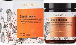 Kup Regenerujące masło brązujące do ciała - Alkemie Drop Of Sunshine Regenerating & Bronzing Body Butter