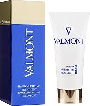 Kup Odżywczy krem do rąk - Valmont Hand Nutritive Treatment