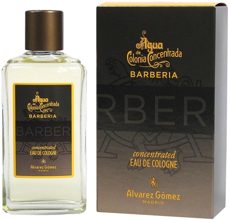 Alvarez Gomez Agua De Colonia Concentrada Barberia - Woda kolońska — фото N1
