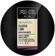Kup Pasta do stylizacji włosów dla mężczyzn - Axe Signature Classic Look Definition Wax