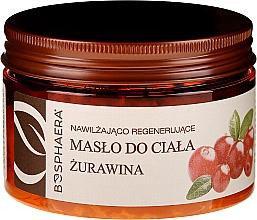 Kup Nawilżająco-regenerujące masło do ciała Żurawina - Bosphaera
