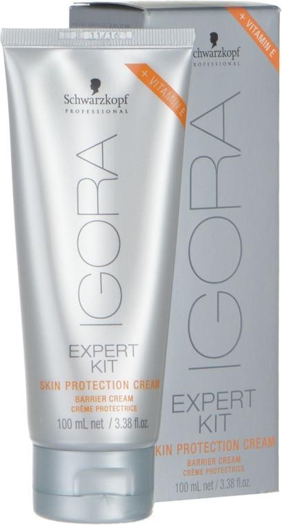 Krem chroniący skórę głowy przed farbowaniem - Schwarzkopf Professional Igora Skin Protection Cream — фото N2