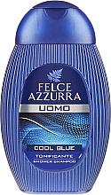 Kup Szampon i żel pod prysznic dla mężczyzn Cool Blue - Paglieri Felce Azzurra Shampoo And Shower Gel For Man