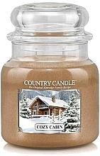 Kup Świeca zapachowa - Country Candle Cozy Cabin