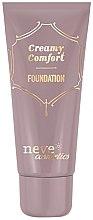 Kup Kremowy podkład do twarzy - Neve Cosmetics Creamy Comfort