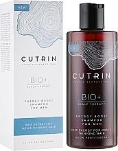 Kup Szampon przeciw wypadaniu włosów dla mężczyzn - Cutrin Bio+ Energy Boost Shampoo For Men