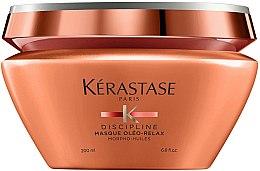 Kup Maska przeciwdziałająca puszeniu się włosów - Kérastase Oléo-Relax Discipline Mask