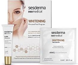 Kup Wybielający program do twarzy - SesDerma Laboratories Sesmedical Whitening Personal Peel Program