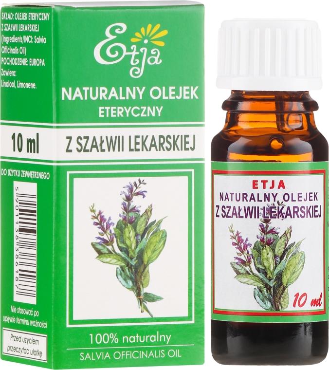 Naturalny olejek z szałwii lekarskiej - Etja — фото N1