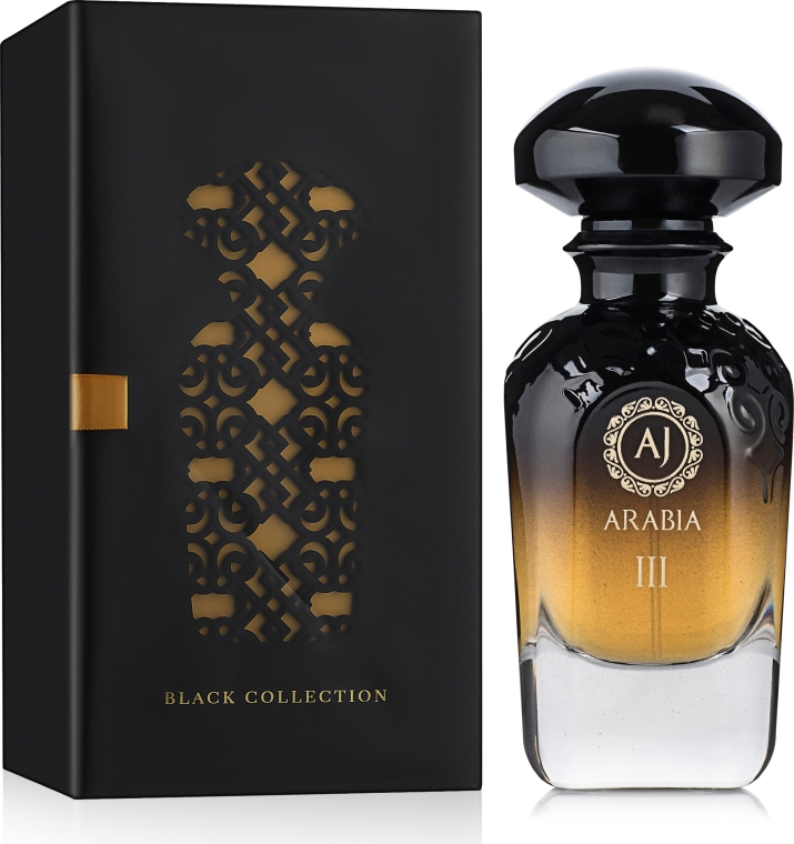 Aj Arabia Black Collection III - Perfumy — фото N2