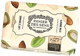 Kup Delikatne mydło w kostce z masłem shea Migdał - Panier des Sens Shea Butter Soap Almond Milk