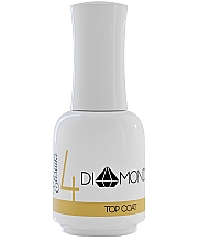 Kup Top coat do paznokci - Elisium Diamond Liquid 4 Top Coat