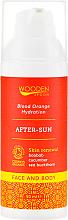 Kup PRZECENA! Regenerujący balsam po opalaniu do twarzy i ciała - Wooden Spoon After-Sun Balm *