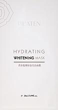 Kup Nawilżająca maska wybielająca do twarzy - Pilaten Hydrating Whitening Mask