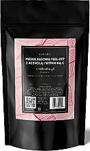 Kup Naturalna maska algowa peel-off z acerolą i witaminą C - E-naturalne Alginate Mask Peel-off