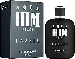 Kup Lazell Aqua Him Black - Woda toaletowa