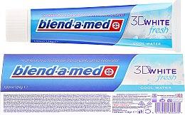 Kup Wybielająca pasta do zębów - Blend-a-med 3D White Fresh Cool Water