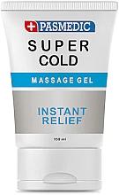 Kup Super zimny żel do masażu ciała - Pasmedic Super Cold Massage Gel