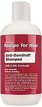 Kup Szampon przeciwłupieżowy dla mężczyzn - Recipe for Men Anti-Dandruff Shampoo