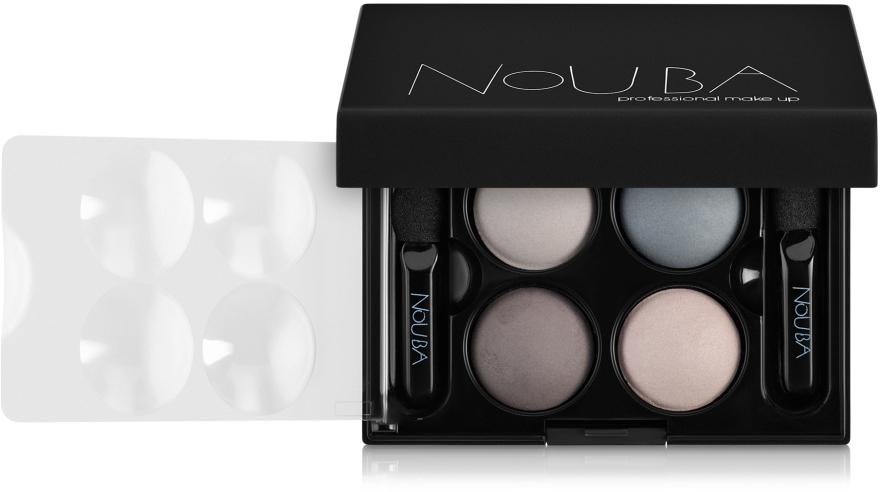 Cień do powiek - NoUBA Quattro — фото N1