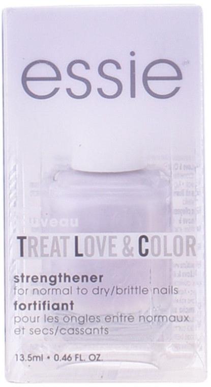 Delikatny preparat wzmacniający paznokcie - Essie Treat Love & Color Strengthener — фото N2