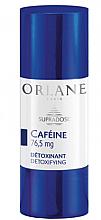 Kup PRZECENA! Serum-koncentrat do twarzy z kofeiną - Orlane Supradose Concentrate Caffeine Detoxifying Concentrate *