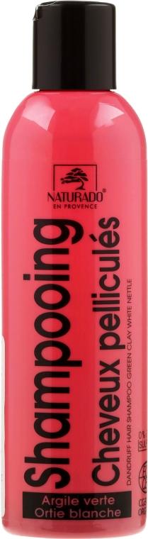 Przeciwłupieżowy szampon do włosów - Naturado Antidandruff Shampoo Cosmos Organic — фото N1