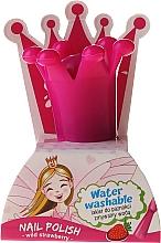 Kup Lakier do paznokci zmywalny wodą dla dzieci - Chlapu Chlap