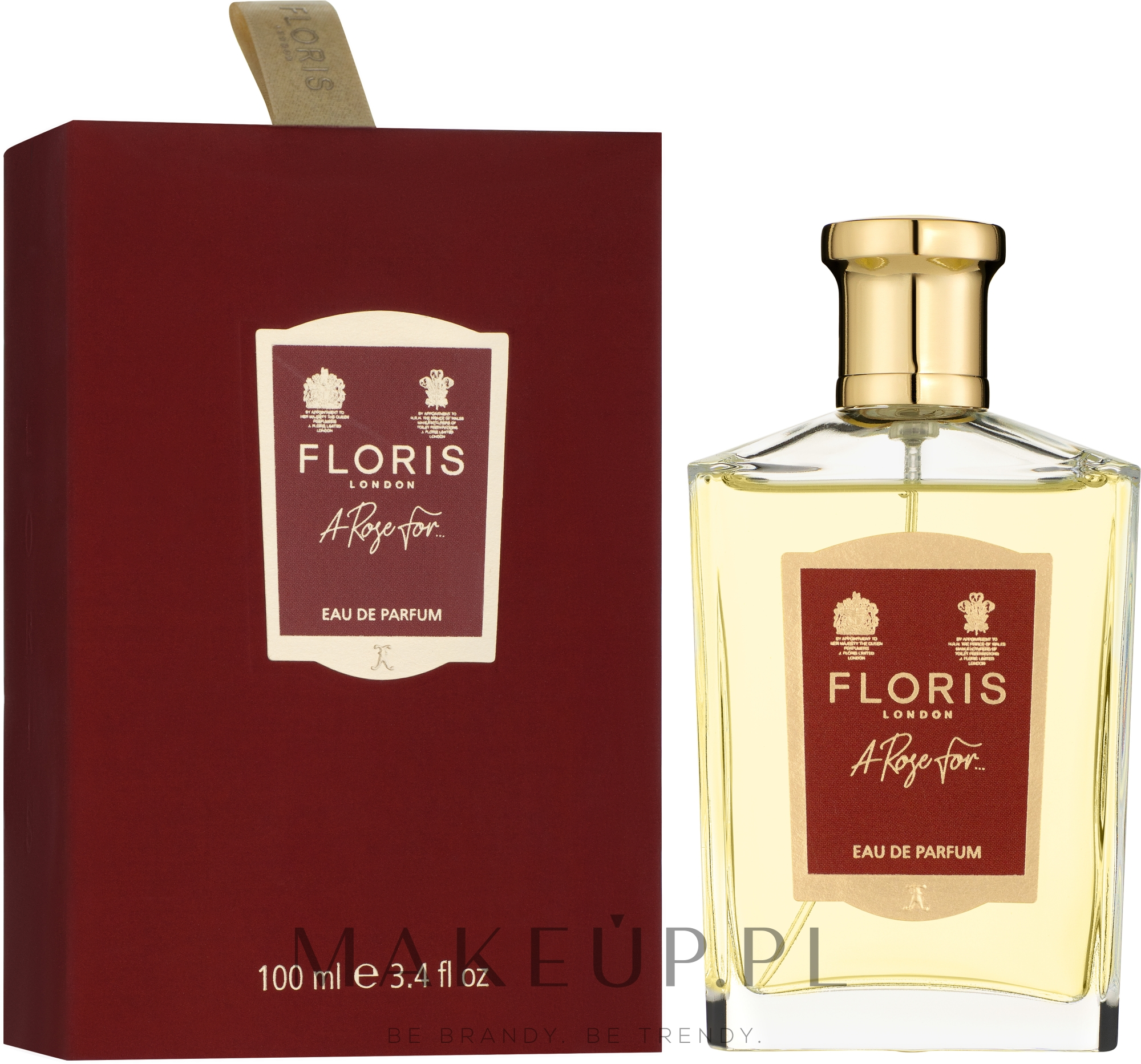 floris a rose for