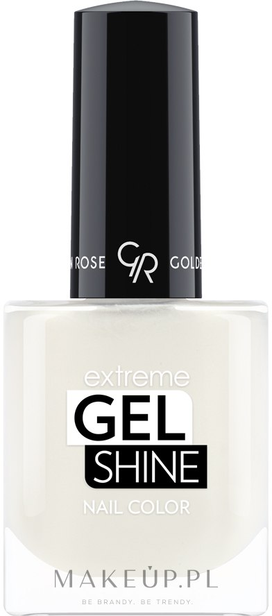 Żelowy lakier do paznokci - Golden Rose Extreme Gel Shine Nail Color — фото 001