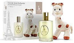 Kup PRZECENA! Parfums Sophie La Girafe - Zestaw (scented/water 100 ml + toy) *