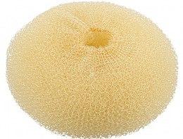 Kup Wypełniacz do koka, okrągły, jasny, 110 mm - Lussoni Hair Bun Ring Yellow