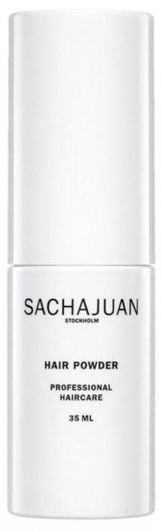 Puder do włosów dodający objętości - Sachajuan Hair Powder — фото N1
