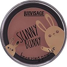 Kup Puder brązujący - Luxvisage Sunny Bunny Bronzing Powder