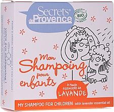 Kup Twardy szampon do włosów dla dzieci - Secrets De Provence Lavender Essential Oil My Children Shampoo