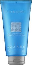 Kup Azzaro Chrome - Perfumowany żel do ciała