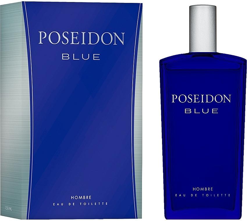 Instituto Espanol Poseidon Blue - Woda toaletowa — фото N1